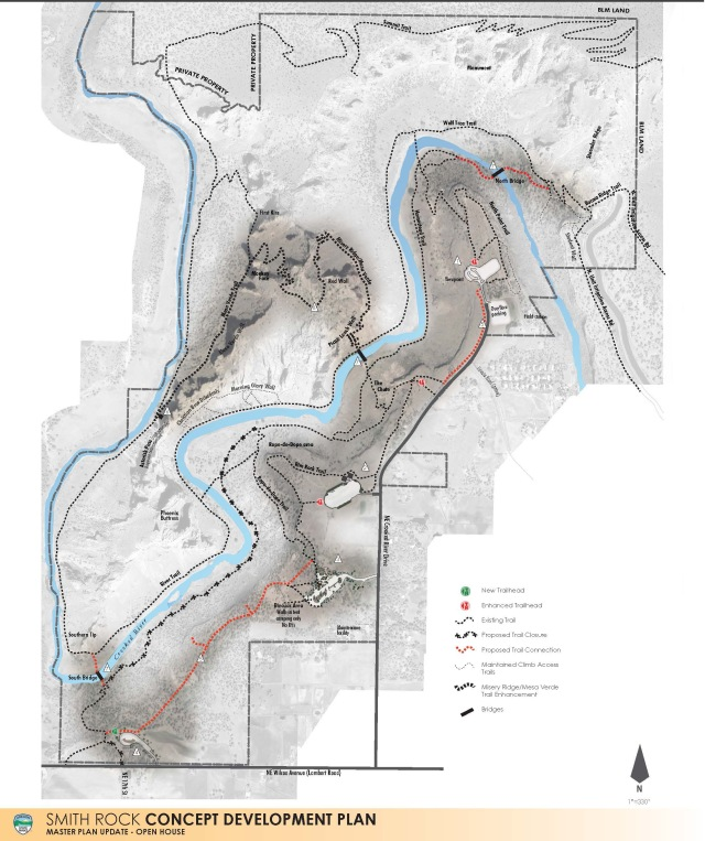 Smith Rock Concept Plan